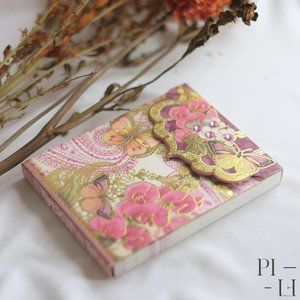*ADD ON ITEM* adorable adorn notepad flowers